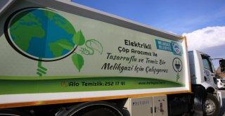 Melikgazi Belediyesi Ekolojik Çöp Toplama Araçları Satın Alacak