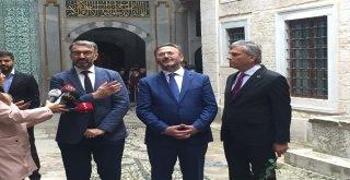 Topkapı Sarayında Ziyarete Açılacak Hamamlar Görüntülendi
