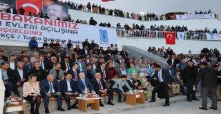 Bakan Kurum Tarihi Van Evlerinin Açılışını Gerçekleştirdi