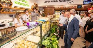 Başkan Soyer Ödemiş'te iki projenin startını verdi