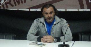 Bandırmaspor Teknik Direktörü Yenikandan Veryansın