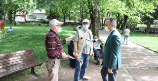 Sokağa çıkma izni devletten, bulmacalar Büyükşehir'den