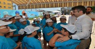 Yıldırımda Çocuklar Spor İle Büyüyor