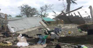 Filipinlerdeki Mangkhut Tayfununda Bilanço Artıyor