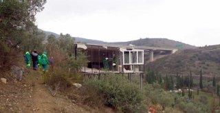 Tarım Arazisindeki Kaçak Barakalar Yıkıldı