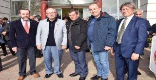 Başkan Albayrak Tekirdağ Ziraat Odası Olağan Genel Kurul Toplantısına Katıldı