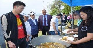Geleneksel Kırgız Şenliği İznikte Gerçekleşti