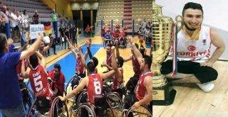 Engelli Basketbolda Şampiyon Şanlıurfadan Çıktı