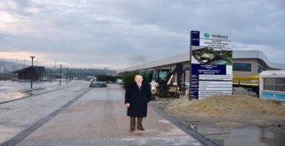 Başkan Albayrak Çerkezköydeki Yatırımları İnceledi