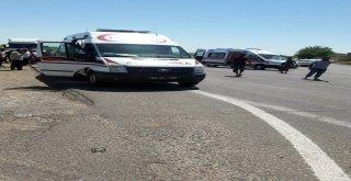 Şanlıurfada Trafik Kazası: 6 Yaralı