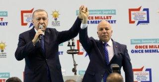 Cumhurbaşkanı Erdoğan: Sekmen İle Yol Arkadaşlığımız Onlarca Yıl Öncesine Dayanıyor