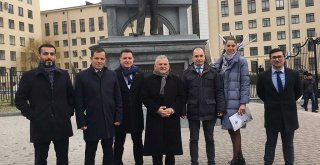 Başkan Büyükkılıç'a Ukrayna Fahri Doktora