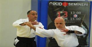 Antalyada Aikido Semineri Yapıldı