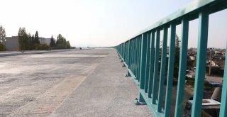 Salihlinin Köprülü Kavşağında Birinci Kısım Bitme Noktasında