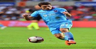 Spor Toto Süper Lig: Medipol Başakşehir: 1 - Trabzonspor: 0 (İlk Yarı)