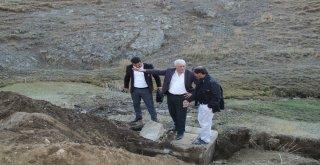 İran Sınırında İçme Suyu Sevinci