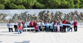 Beyşehir Belediyesi Vatandaşları Ecdatla Buluşturmaya Devam Ediyor