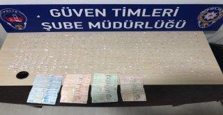 Beyoğlunda Uyuşturucu Operasyonu