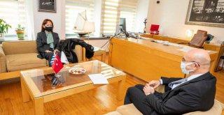 Başkan Soyer'den dayanışma vurgusu