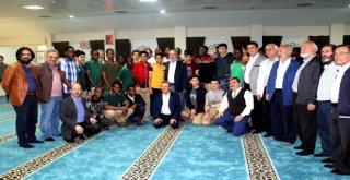 Başkan Dündar 56 Ülkeden Öğrenciler İle İftar Yaptı