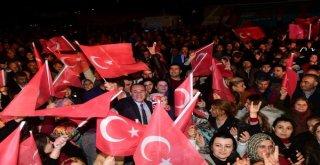 Adana'da Belediye Evlerinde Çoskulu Karşılama