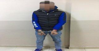 Kar Maskeli Akü Hırsızları Kovalamaca Sonucunda Yakalandı