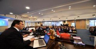 Osmangazide Yeni Dönemin İlk Meclisi Toplandı