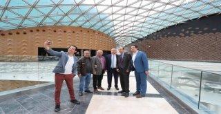 Denizli Büyükşehirden Egenin En Büyük Kongre Ve Kültür Merkezi