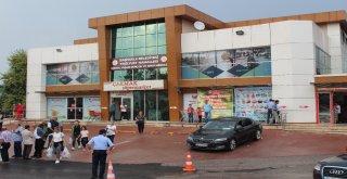 Spor Merkezini Belediye Başkanları Antrenmanla Açtı