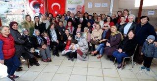 Bozbeyden Üretici Kadınlara Mikro Kredi Desteği Sözü