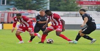 Spor Toto 1. Lig: Boluspor: 0 - Altay: 0