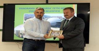 Panorama 1326 Bursaya Kente Katkı Ödülü Verildi