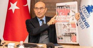 Başkan Tunç Soyer : 'Değişimi fırsata çevirmeliyiz'
