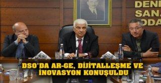 Dsoda Arge, Dijitalleşme Ve İnovasyon Konuşuldu