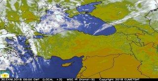 Karadenizde Kuzey Afrika Sıcakları