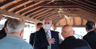 Başkan Zolan: 'Beyağaç'taki hizmet destanı devam ediyor'