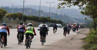 Karabükte 'Trafikte Bizde Varız Temalı Bisiklet Turu