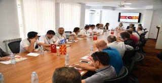 Amasya Ticaret Ve Sanayi Odası (Atso) Makedonyada