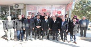 Başkan Osman Zolan: Çameli Kabuğunu Kırdı