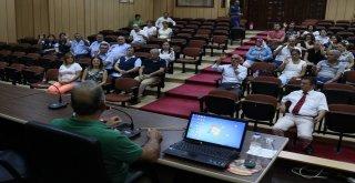 Akdeniz Belediyesi Personellerine Cimer Eğitimi