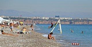 Antalyada Pastırma Sıcakları Etkili Olacak