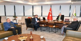 Balıkesirde Millet Kütüphanesi Ve Millet Kıraathanesi İşbirliği Protokolü İmzalandı.