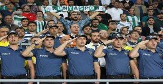 Spor Toto Süper Lig: Atiker Konyaspor: 0 - Fenerbahçe: 0 (Maç Devam Ediyor)