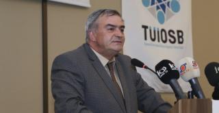 Tüiosb Genişleme Alanı Ve Altyapı Çalışmaları Tanıtım Ve Bilgilendirme Toplantısı