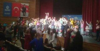 Gebzeli çocuklar tiyatro ile yarıyıl tatilini geçiriyor
