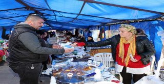 Antalyada Üreten Kadınlar Yeni Yıl Şenliğinde Buluştu