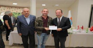 Edirne Belediyesinden Amatör Spora 154 Bin Tllik Destek