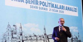 Bursa, geleceği için bütünleşiyor