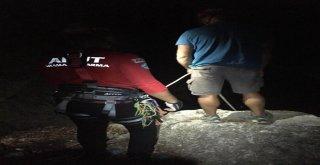 Kanyonda Mahsur Kalan 4 Üniversiteli Drone İle Bulundu
