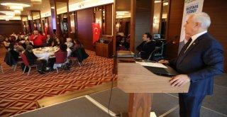 Bozbey Bursanın Turizm Sorunlarını Dinledi